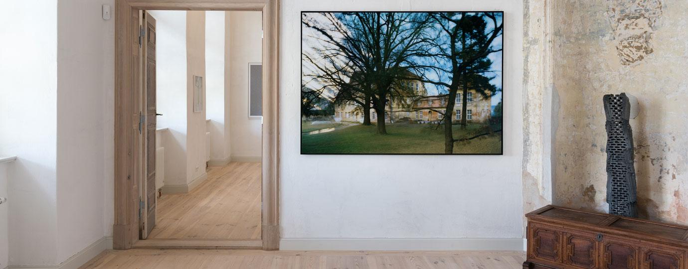 Ausstellung im Schloss Kummerow