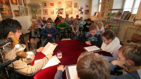 Tag des jungen Lesers