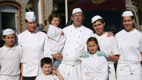 Familie Komander