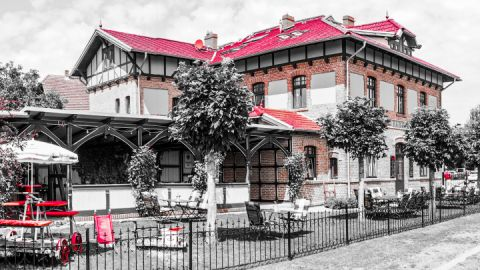 Pension Bahnhof Dargun