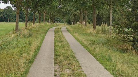 Radweg zwischen Malchin und Teterow